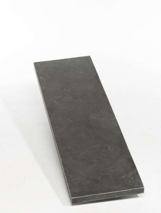 Chinees Hardsteen Binnen.Traptrede In Chinese Hardsteen 120 X 28 X 3 Cm