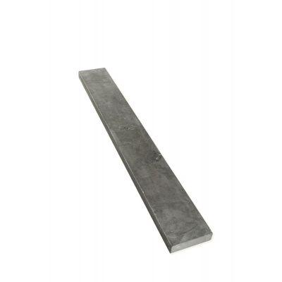 Dorpels Chinese hardsteen met watergroef 130 x 18 x 5 cm