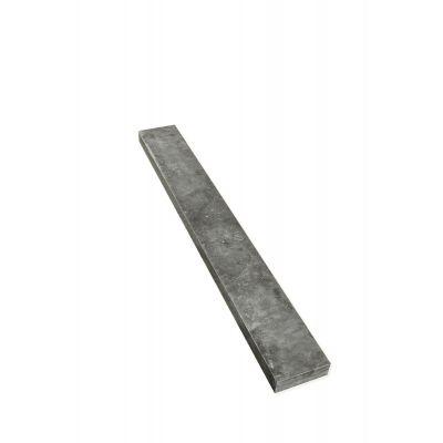 Dorpels Chinese hardsteen met watergroef 200 x 22 x 5 cm
