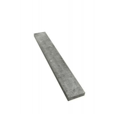 Dorpels Chinese hardsteen met watergroef 100 x 18 x 5 cm