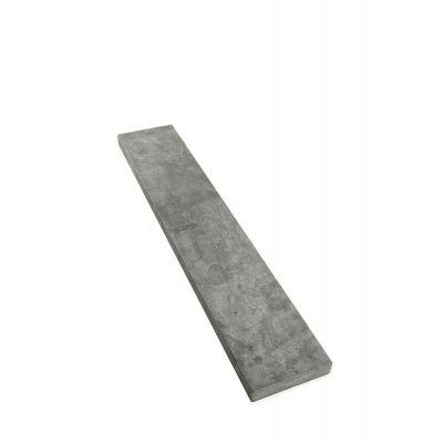 Dorpels Chinese hardsteen met watergroef 180 x 18 x 5 cm