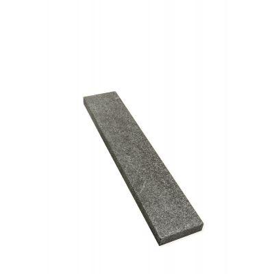 Boordsteen in Basalt 100 x 20 x 5 cm