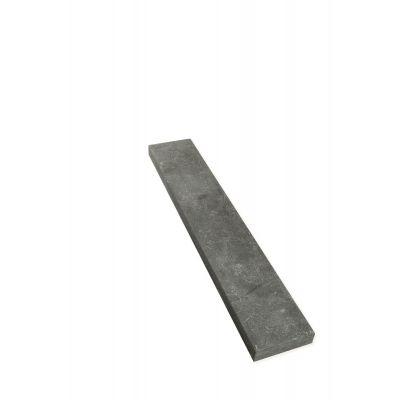Dorpels Chinese hardsteen met watergroef 140 x 22 x 5 cm
