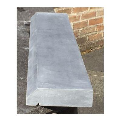 Garagedorpel in Vietnamese hardsteen 140 x 22 x 5 cm